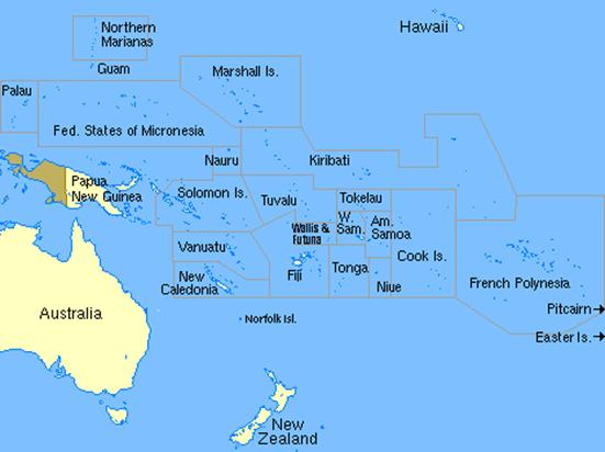 Funafuti Map | Maps Funafuti Map